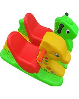 Sammy horse 2 in 1 rocker